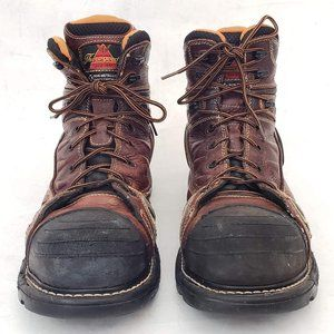 🔨🛠 Thorogood Safety Work Boots Size 12 M 🛠
